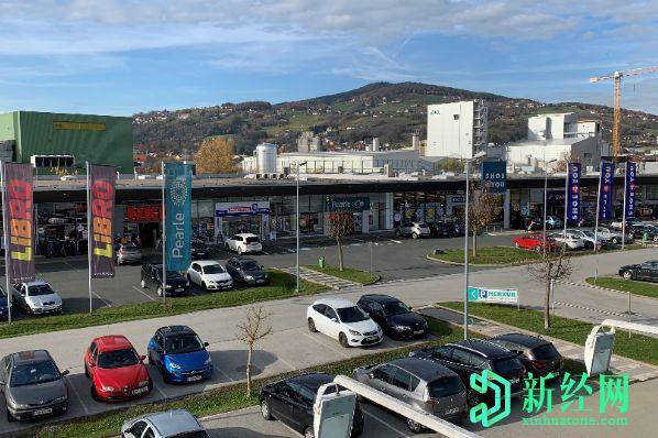Union Investment收购了施蒂里亚州的零售园区