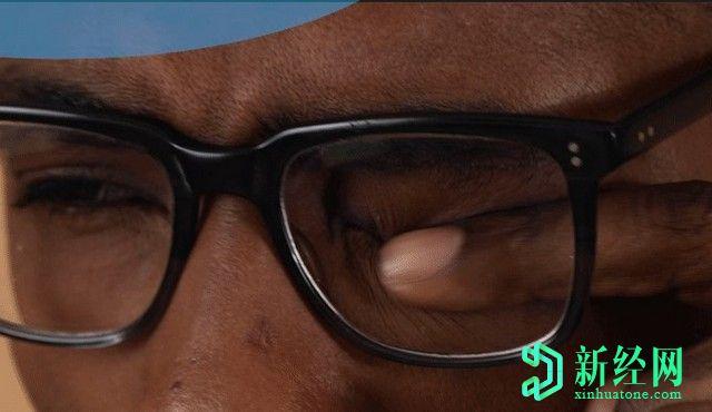 """这些时髦的""""护目镜""""旨在阻止手指触摸您的眼睛"""