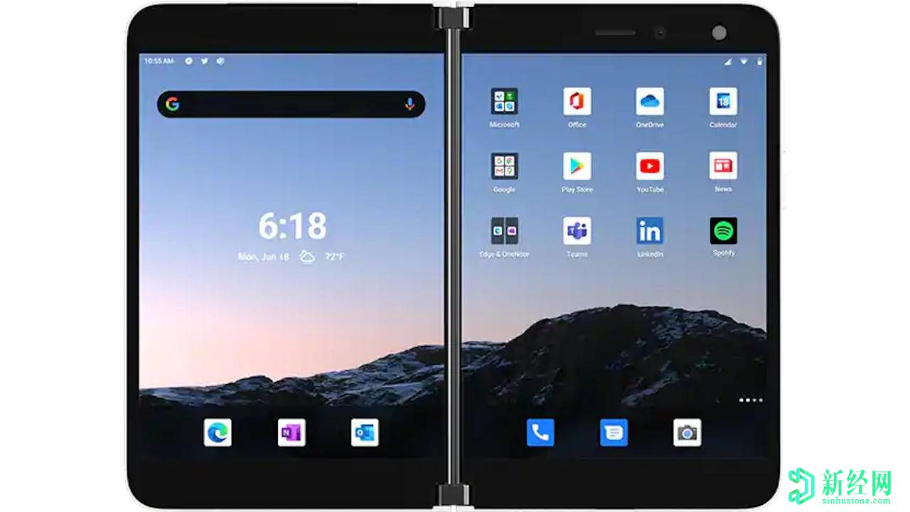 Surface Duo下周可能会来