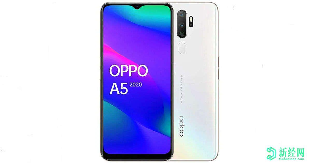 OPPO A6智能手机将于9月在印度推出