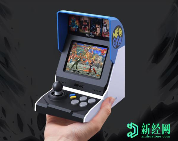 小米推出了NEOGEO迷你游戏机Int。40个经典游戏的版本
