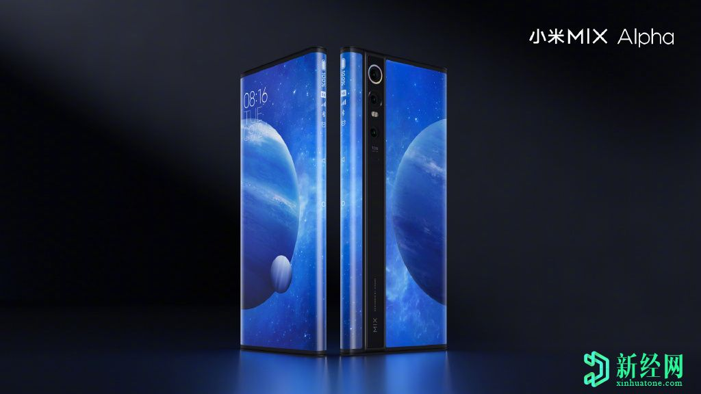 雷军:今年没有新的Mi MIX手机,Mi MIX Alpha将无法量产