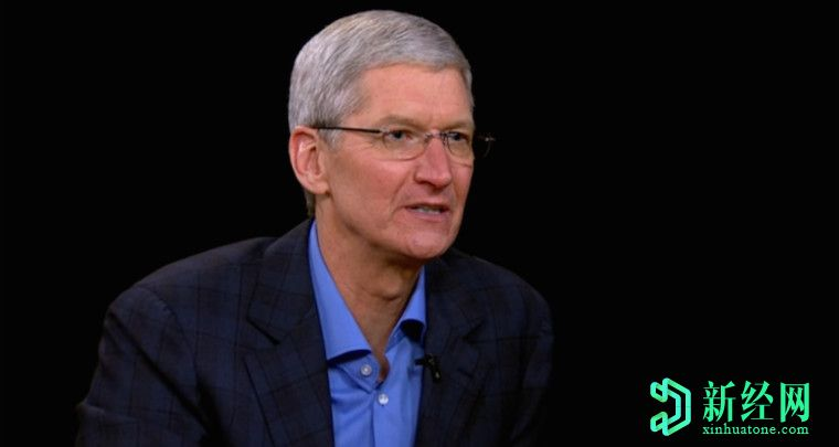 随着苹果市值接近2万亿美元,苹果首席执行官蒂姆·库克加入亿万富翁俱乐部