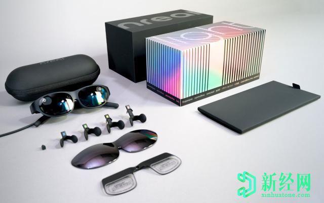 Nreal Light混合现实眼镜与Galaxy Note 20在韩国上市