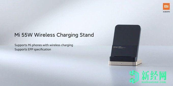 小米宣布了三款充电配件,包括Mi  100W车载充电器