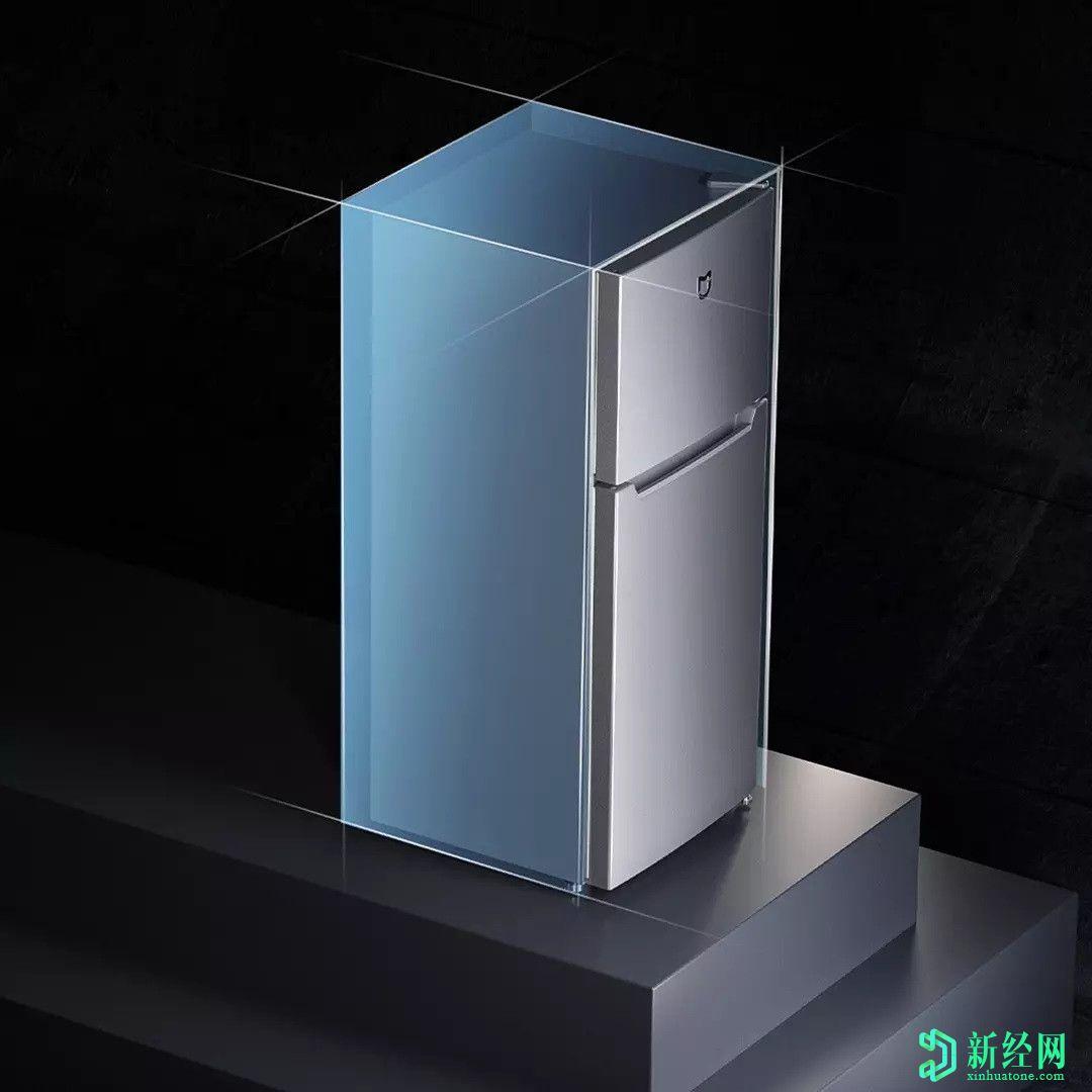 小米推出价格为899元的MIJIA双门小冰箱