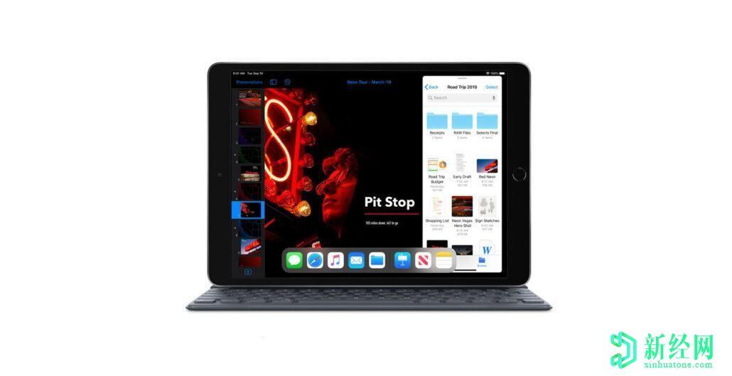 消息称苹果iPad Air 4拥有自己的魔术键盘配件