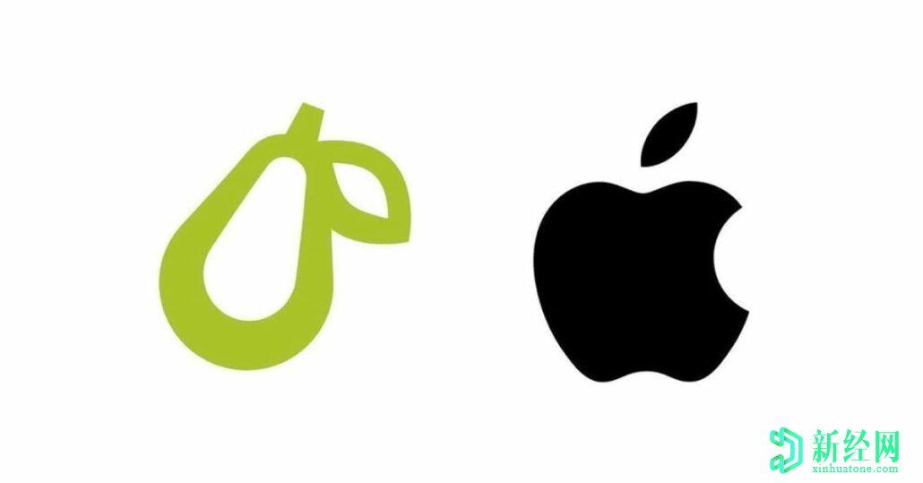苹果起诉一家小公司,称其梨徽标与自己的梨徽标相匹配