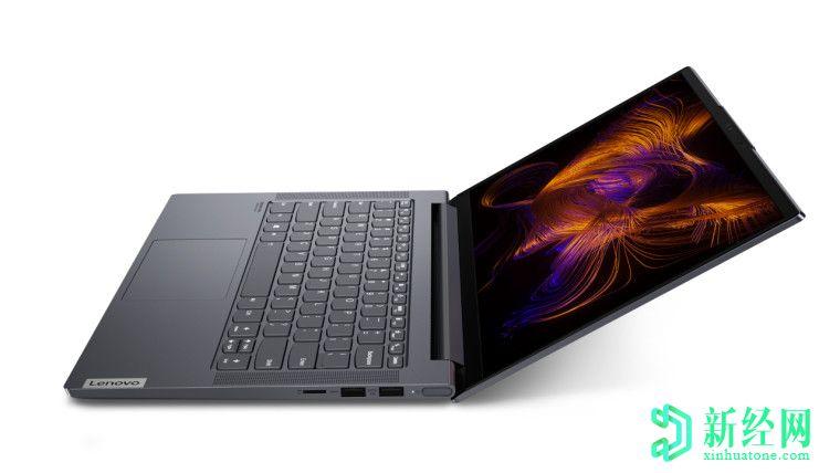联想在印度推出其高级Yoga Slim 7i笔记本电脑