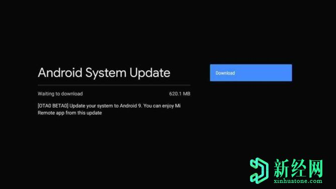 2016 小米Mi Box刚刚获得Android 9.0 Beta