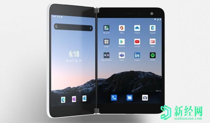 微软承诺为Surface Duo提供三年的Android更新