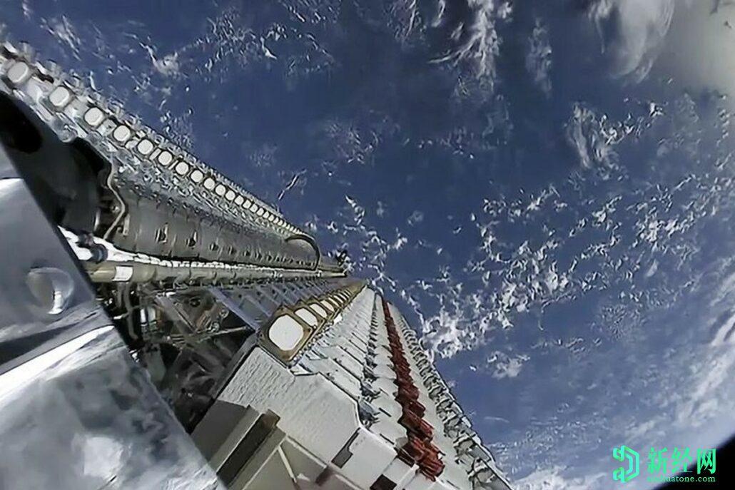 SpaceX将进行更多机载Starlink连通性测试以用于空军研究