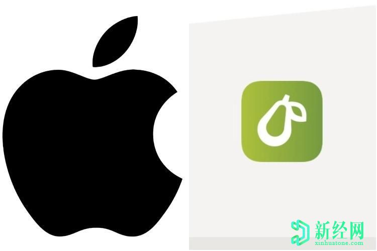 """苹果使用类似苹果的徽标对公司提出""""反对通知"""""""