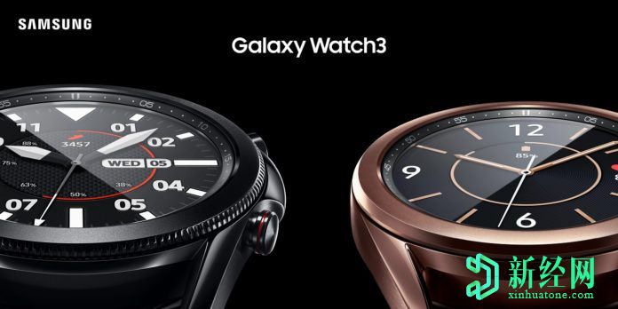 三星Galaxy Watch3和Galaxy Buds Live分别在印度推出,价格分别为29,990卢比和14,990卢比。