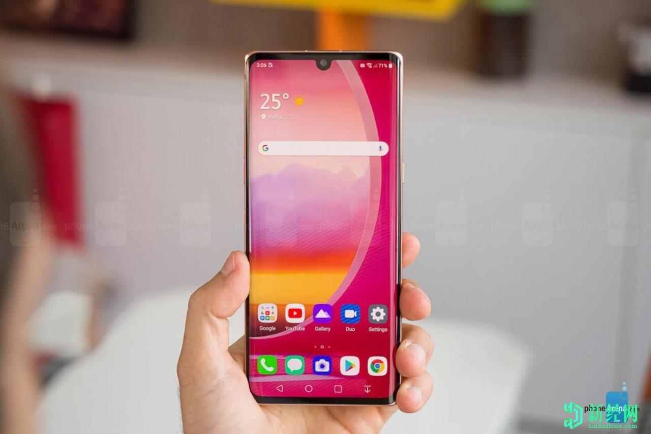 Verizon将于8月21日开始提供LG Velvet 5G UW