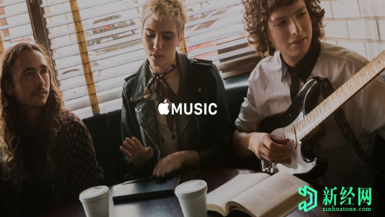 苹果在Apple Music中推出了两个新的广播电台