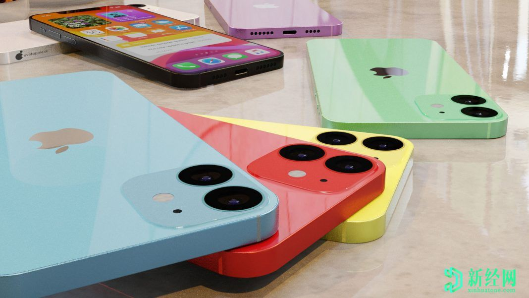 苹果iPhone 12图片称诺基亚梦想可能震惊Android虔诚者
