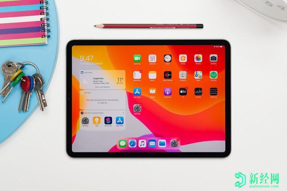苹果的5G iPad Pro可能会在2021年3月的iPad Air 4之前于10月到货