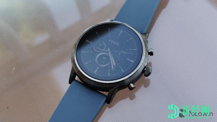 Fossil Gen 5智能手表的重大更新带来了睡眠跟踪,电池改进等更多功能