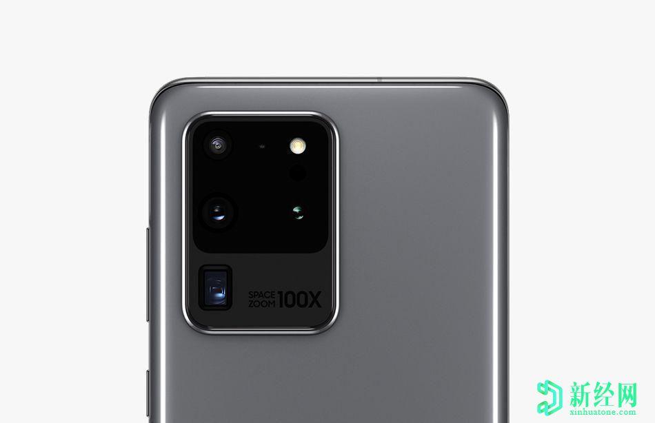 三星Galaxy S21 Ultra将配备108百万像素相机