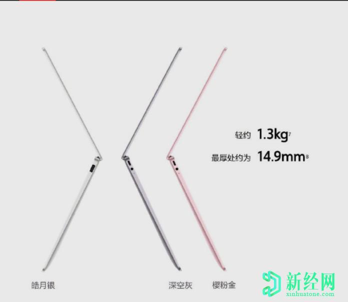推出华为MateBook  13和14,配备AMD  Ryzen  4000系列CPU