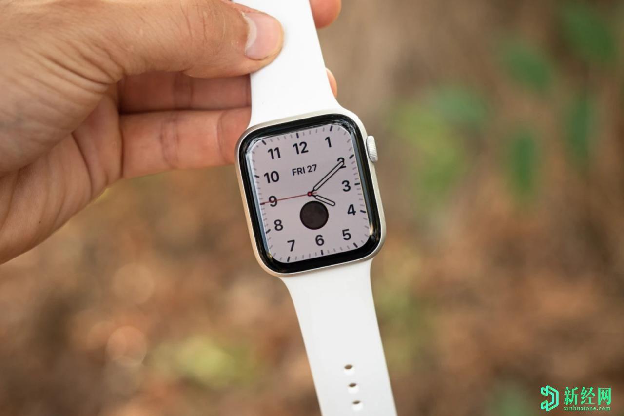 苹果在H1拥有全球两款最畅销的智能手表,Garmin居于华为和三星之首