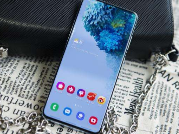 三星的Galaxy S20将通过新的One UI更新了Note 20功能