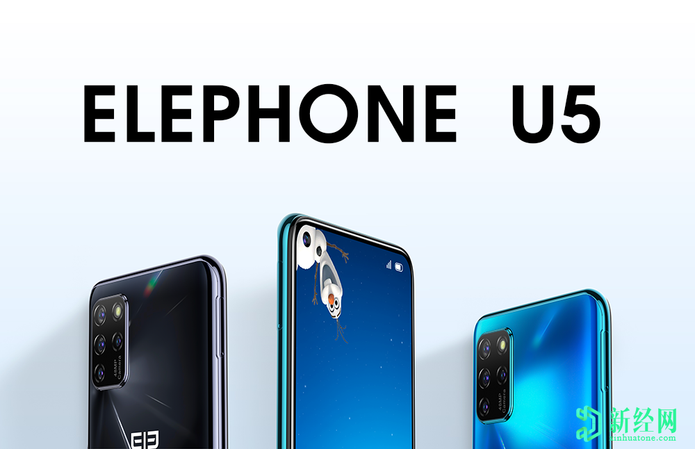 Elephone U5与E10 Pro的搭配非常好,限时折扣价为159.99美元