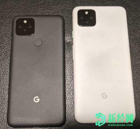 规格已确认,Google Pixel 5和Pixel 4a(5G)的实时照片泄漏
