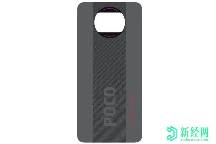 POCO X3可能拥有64MP摄像头,5,160mAh电池和33W快速充电