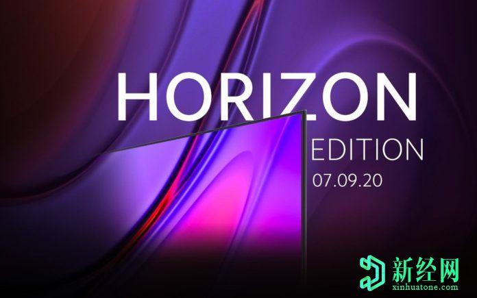 小米将于9月7日在印度推出带有Horizon Edition名称的新Mi电视
