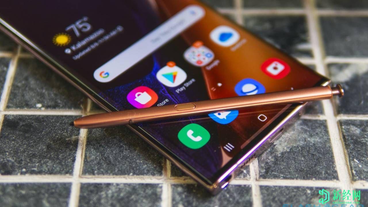 三星将Note切碎后,Galaxy S21 Ultra S Pen有所提示