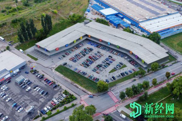Scallier将在罗马尼亚建立零售园区网络