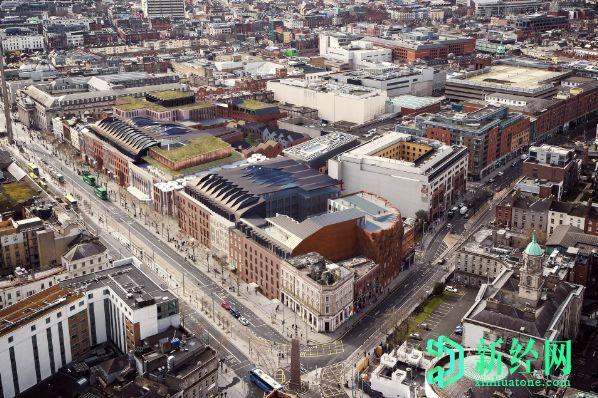 Hammerson任命都柏林中央项目的建筑师