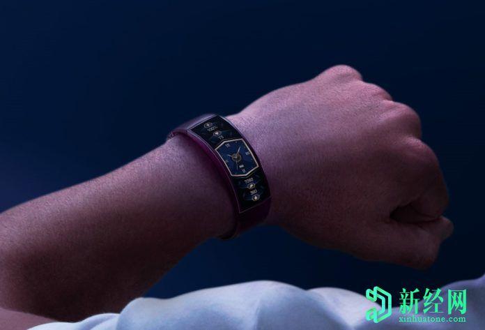 小米在Youpin上以999元人民币(144美元)向Amazfit X弯曲智能手表提供资金