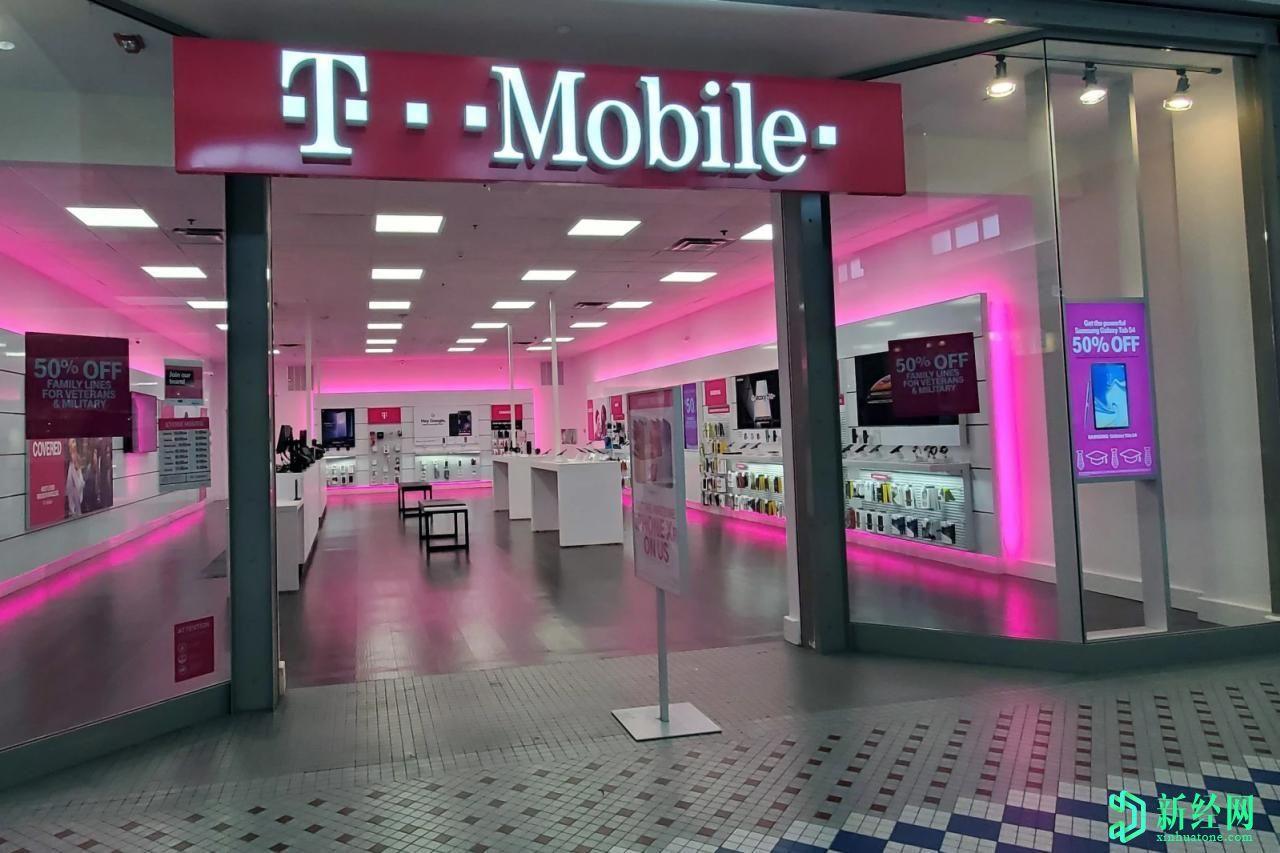 在5G覆盖之后,现在T-Mobile在另一个关键指标上击败了Verizon和AT&T
