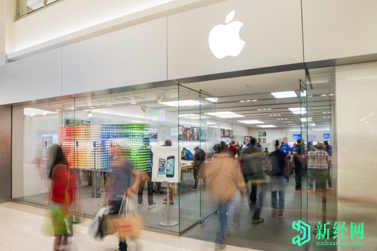 苹果计划下个月在印度开设第一家在线商店
