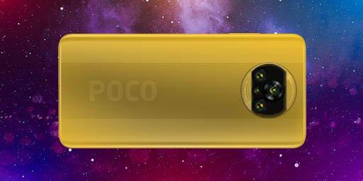 所谓的POCO X3规格和渲染表面;将于9月8日推出