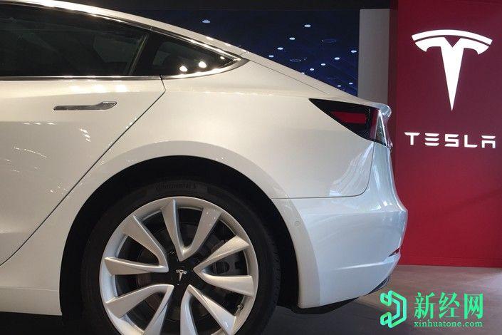 特斯拉成为中国最畅销的电动汽车品牌,接受上海生产的Model Y SUV的订单