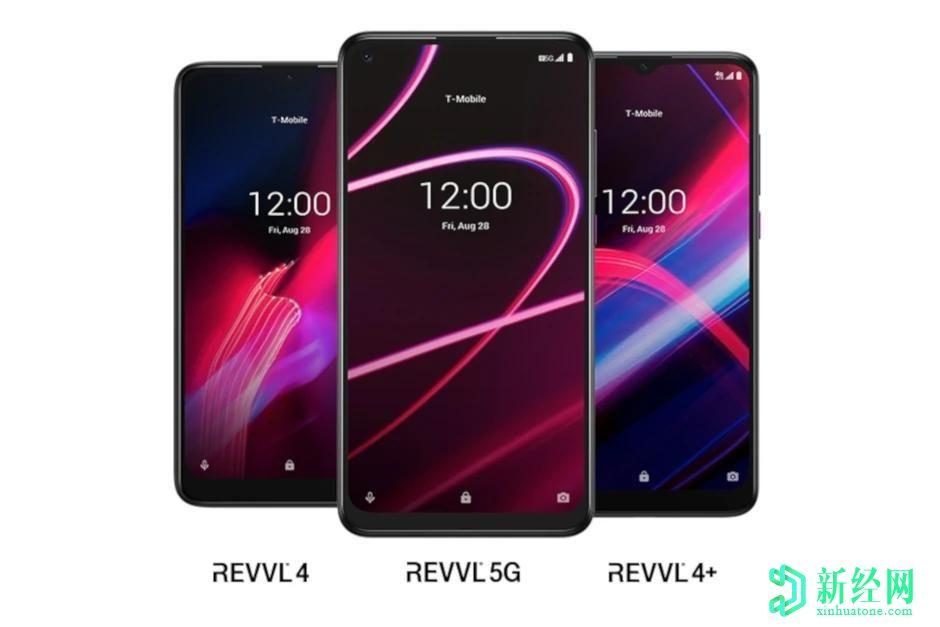 T-Mobile推出美国最实惠的5G智能手机