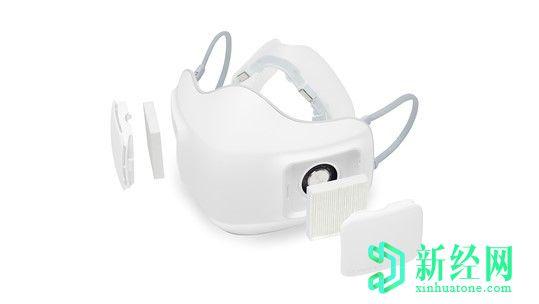 LG制造了电池供电的空气过滤式口罩,因为为什么不这样做