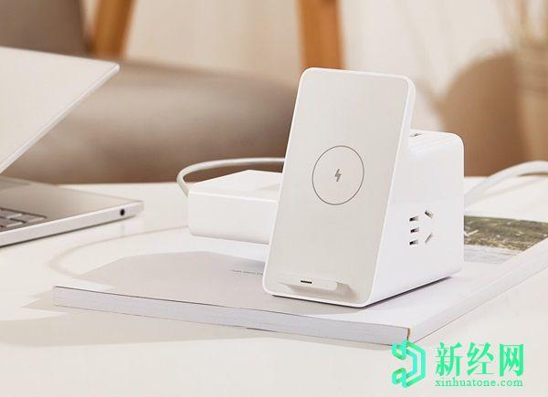 小米立式无线充电插座现已在中国以129元的价格出售