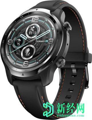 带有Wear 4100 SoC的TicWatch Pro 3在亚马逊英国正式上市