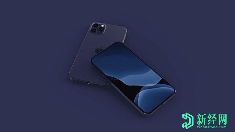 报告称iPhone 12具有深蓝色