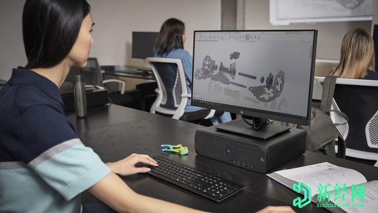 惠普宣布推出新的Z工作站和移动工作站