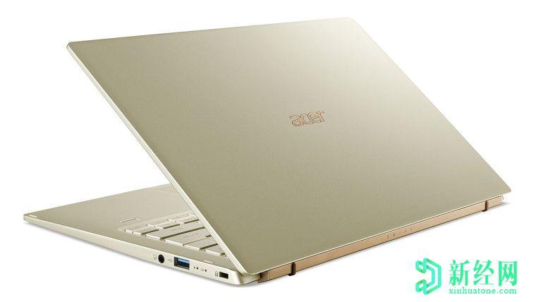 宏cer宣布推出新的Swift 5和Swift 3与Intel Tiger Lake