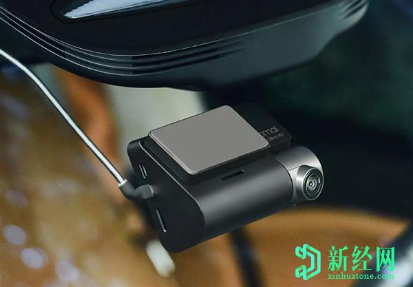 小米在中国推出549台70迈4K智能行车记录仪A800