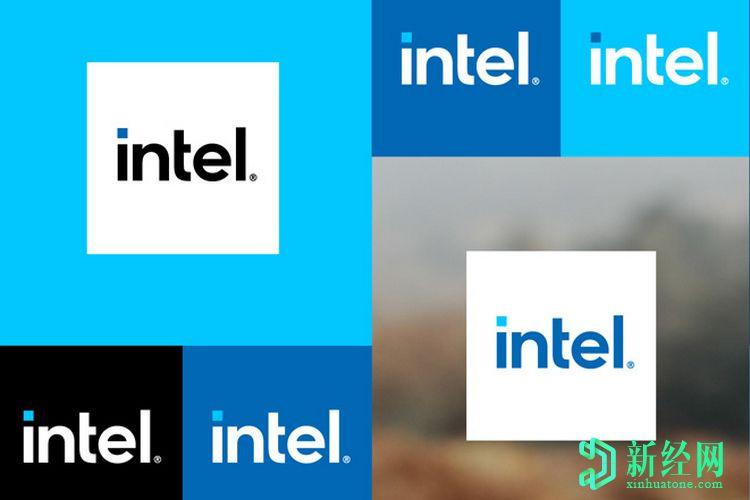 英特尔推出更整洁,外观简约的改版徽标