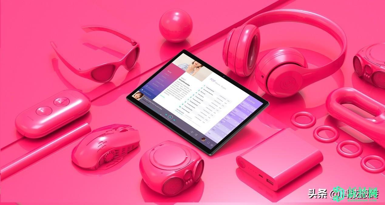 具有10.1英寸FHD +屏幕,6,000mAh电池的Teclast M40平板电脑,发布了Android 10