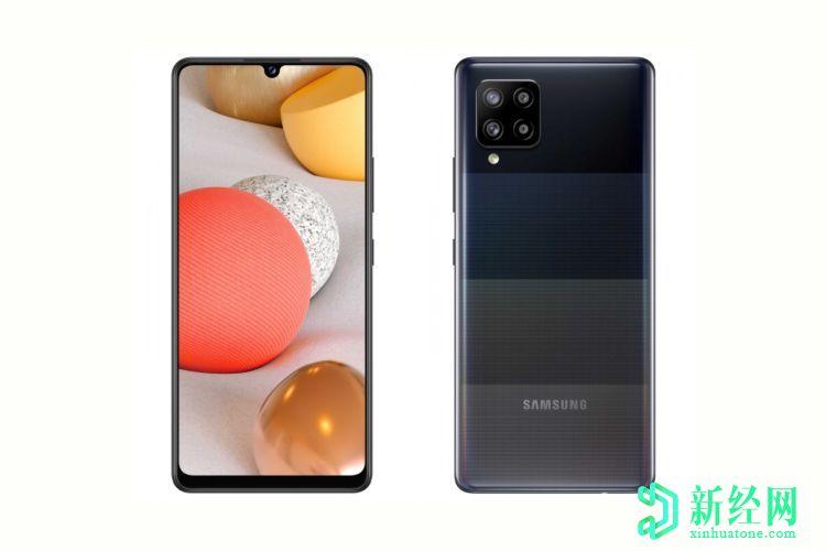 三星Galaxy A42 5G和Galaxy Tab A7的价格和可用性得到确认
